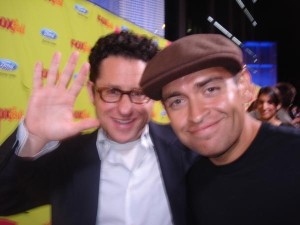 Fox 2009 Premiere Party, JJ Abrams