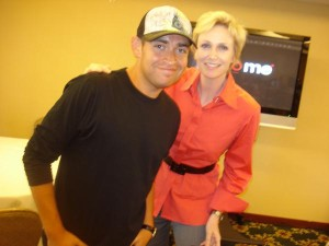 Fox Junket, Jane Lynch